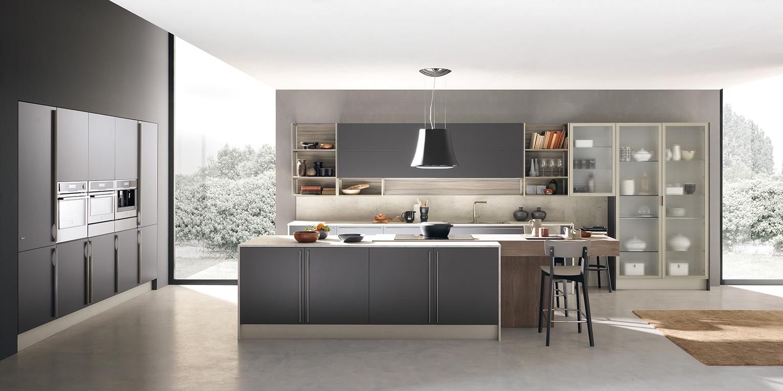 Febal Casa Tregi Arreda cucina moderna MARINA 3.0 - Roma