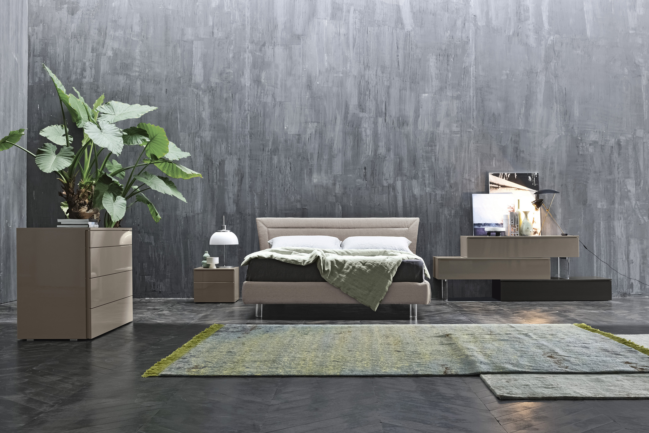 Febal Casa Tregi Arreda - Camera da letto Antares - Roma