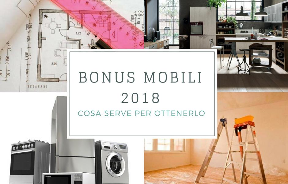 Bonus mobili 2018 archivi tregi arreda for Acquisto mobili ristrutturazione 2018