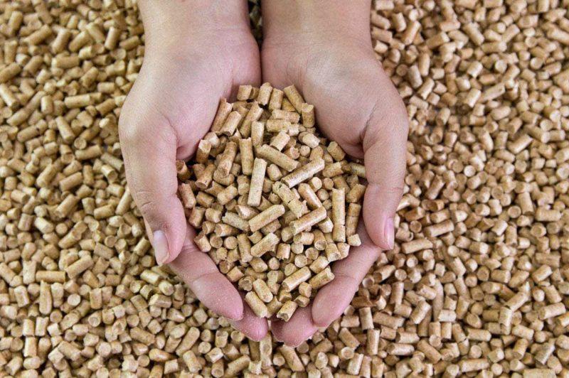 pellet - combustibile naturale